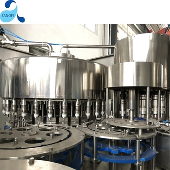 Automatic Mineral Water Plant/ Bottling Production Line