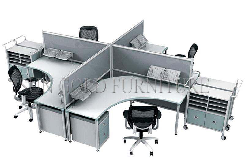 Customizable Cheap Design Home Office Computer Desk Partitions Workstation Sz Ws524 Buy High Quality Home Office Computer Desk Workstation Workstation Partitions Workstation Design Product On Alibaba Com
