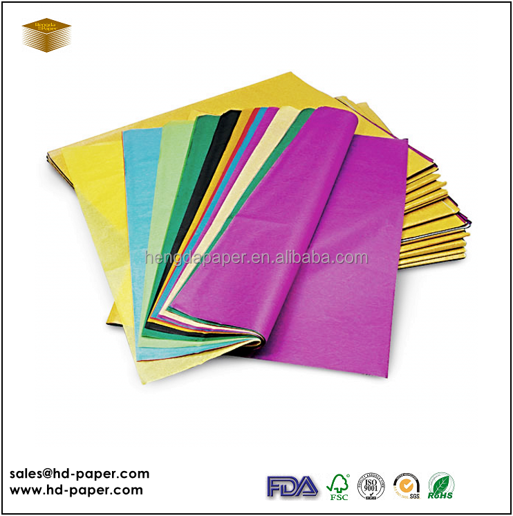 Solid Colour MG Tissue Paper