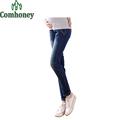 Maternity Jeans Denim Pants for Pregnant Women Elastic Skinny Pencil Jeans Trousers for Pregnancy Women s