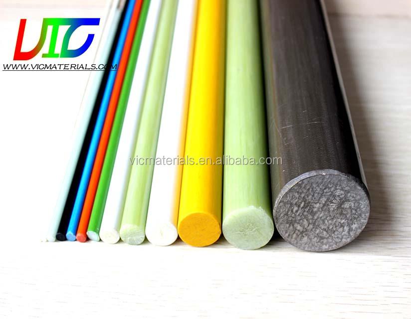 FRP стержень, экономичный FRP Стекловолоконный стержень от производителя, стержень из стекловолокна