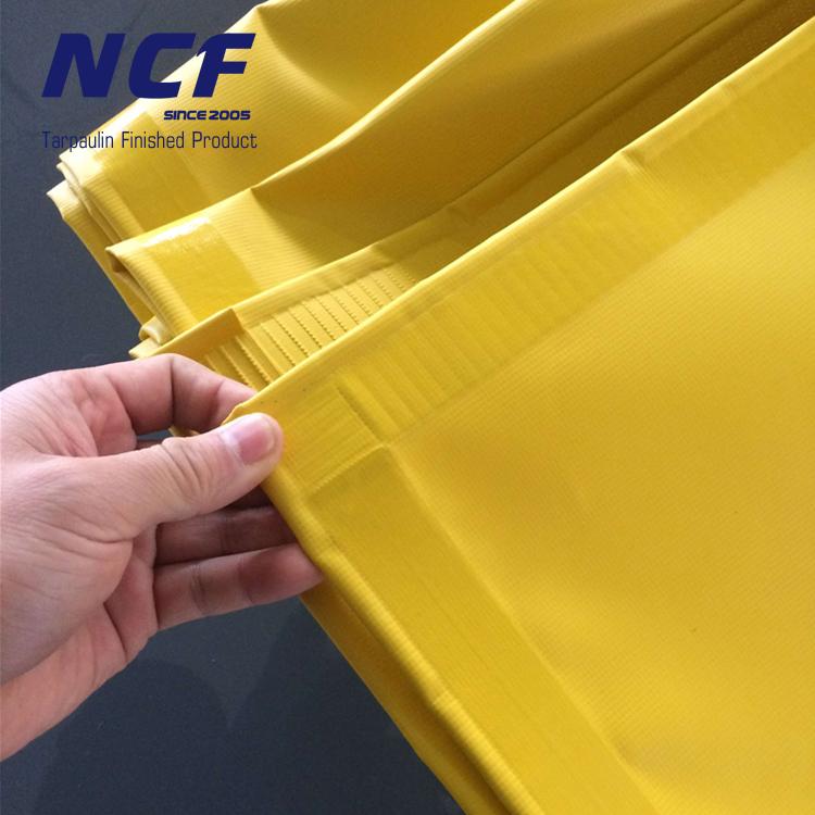 650gsm Waterproof polyester Heavy Duty Bache PVC Tarpaulin Manufacturer