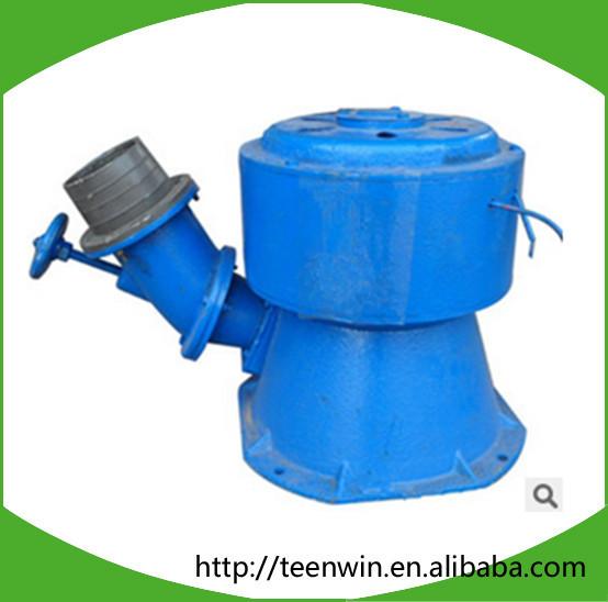 Маленькая водяная гидравлическая турбина, генератор электроэнергии, генератор переменного тока
