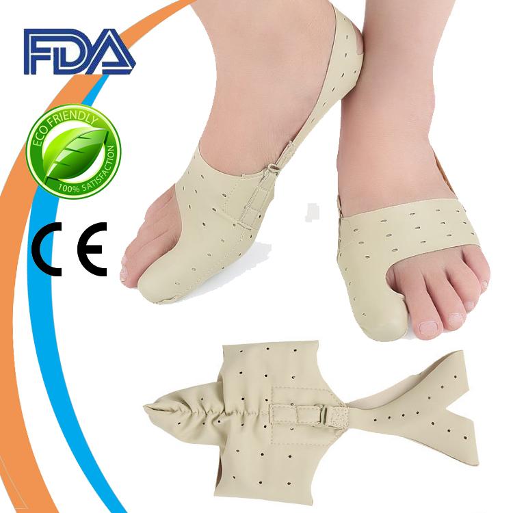 Выпрямитель для пальцев ног, Высокоэластичный корректор вальгусной деформации при вальгусной деформации