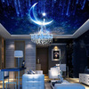 Starry stretch ceiling