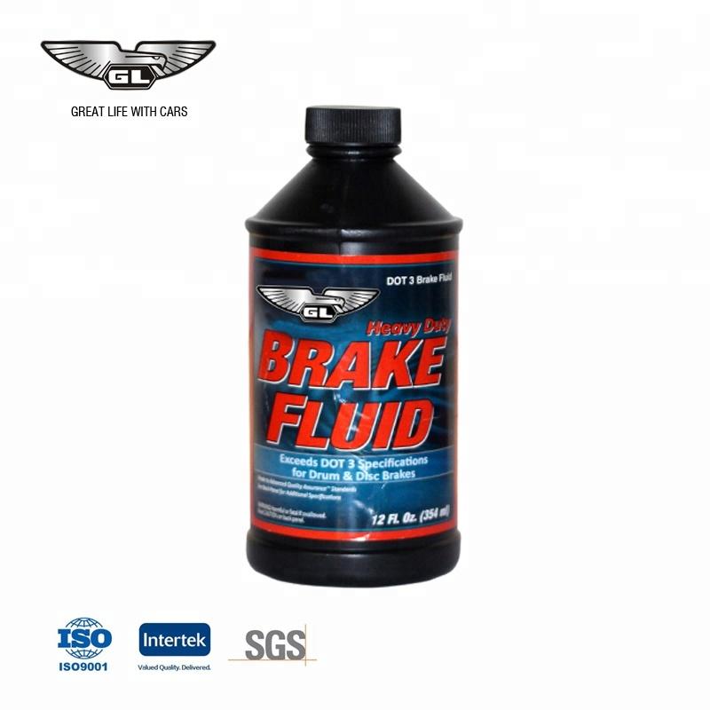 Wholesale high quality white color brake fluid raw material / brake fluid bulk