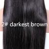 2# Darkest Brown Color