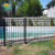 Galvanized Metal Fence And Wrought Iron Ornamental Fence Supply