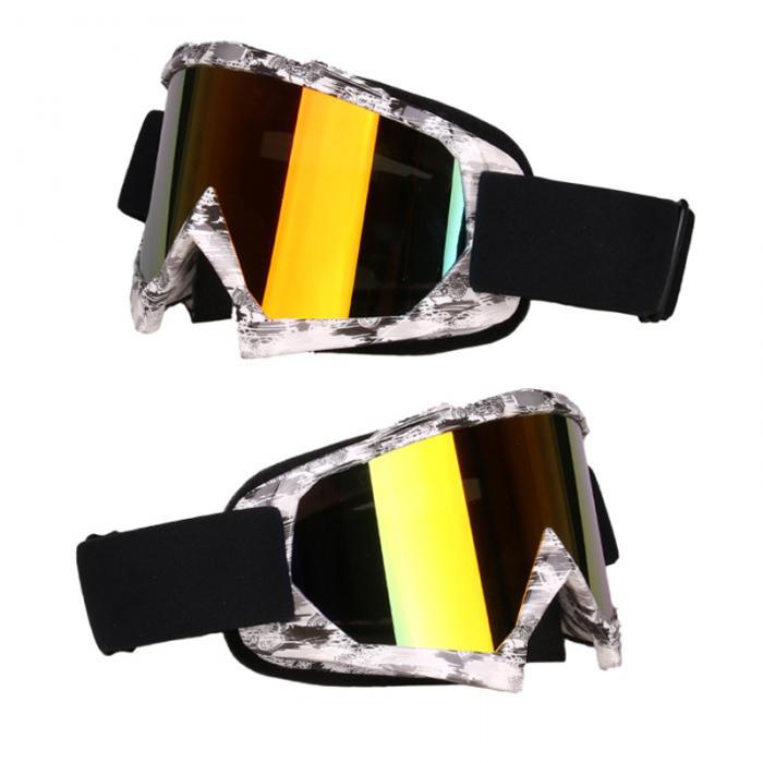 Características  Material  Quadro TPU, espelho PC Características   Windproof, Anti-UV, Anti Cegueira de Neve, Lente Destacável 48ab241e65