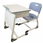 Durable School Student Desk Chair Set for High School