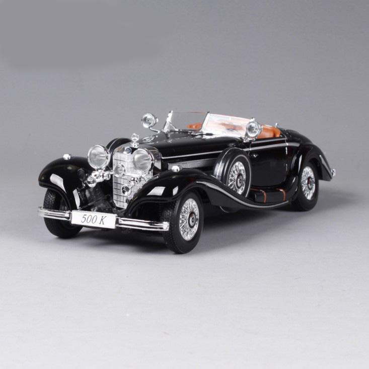 Модель автомобиля под давлением 1:18, винтажная модель автомобиля от производителя Dongguang