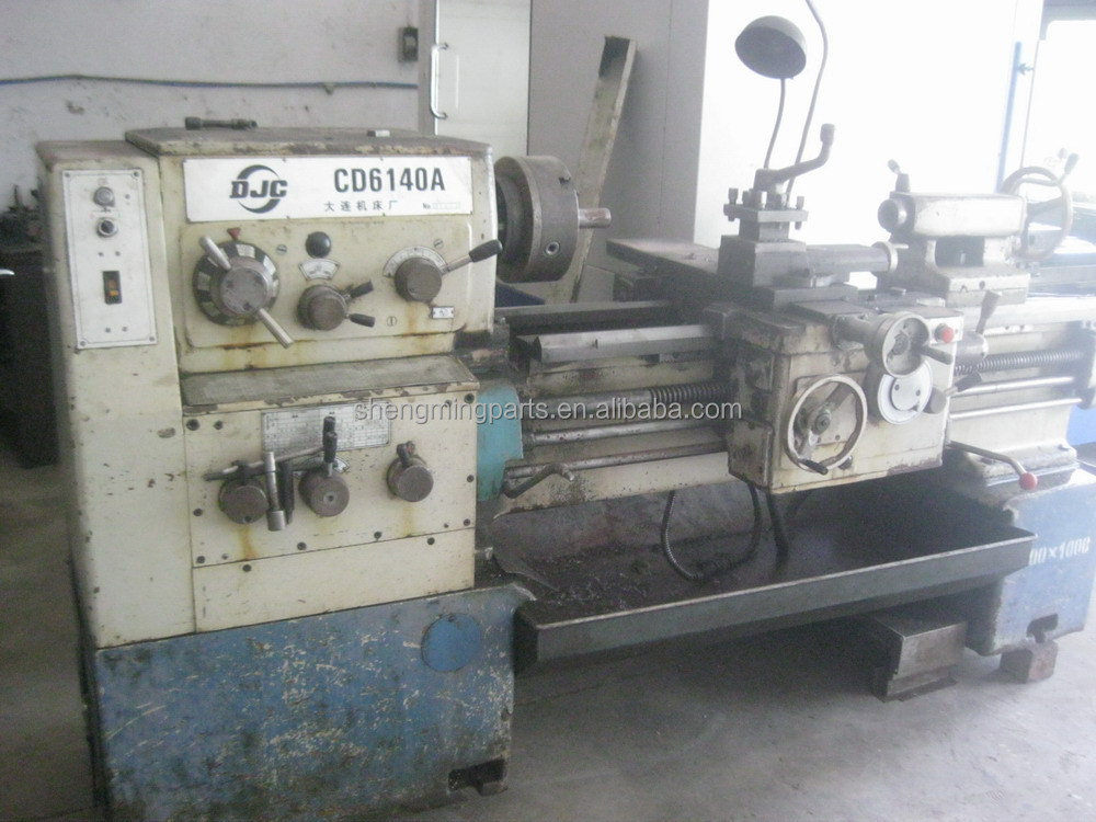 Metal Lathe Used C6240 1200mm Guangzhou Lathe Machine
