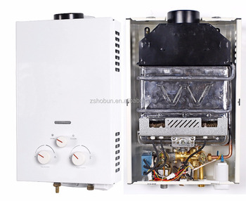 factory wholesale low price and high quality gas water heater for domestic