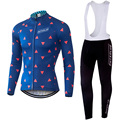 Phtxolue Winter Thermal Fleece Cycling Clothing Wear 2016 Men s Cycling Jersey Maillot Ciclismo Bike MTB