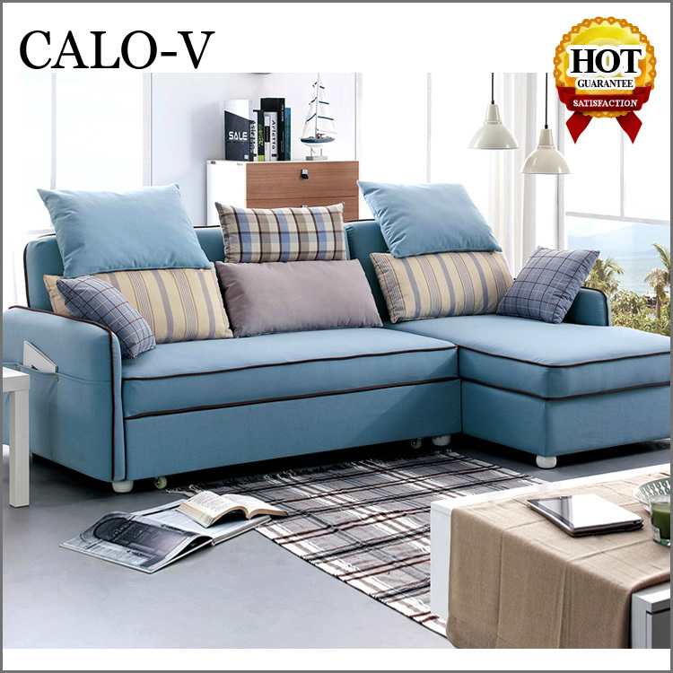 Sectional Sofa Couch Reversible Chaise Ottoman Furniture