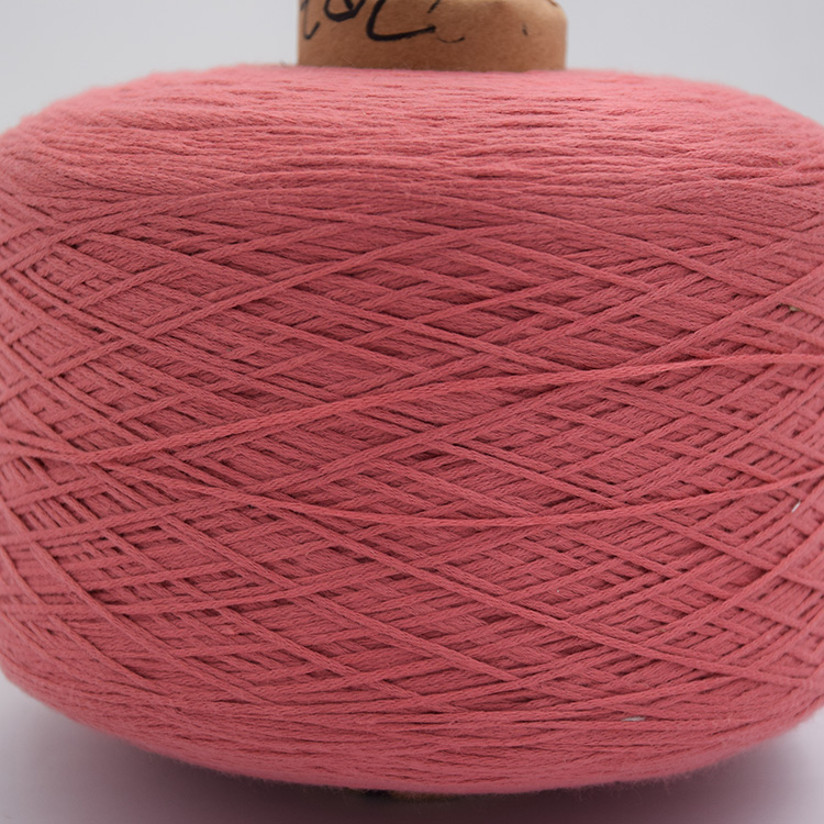 Shanghai Types Of Fancy Price Machine Knitting Polyester Yarns