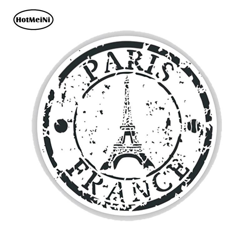 Großhandel Jdm Land Paris Frankreich Seal Vinyl Aufkleber Auto Aufkleber Glas Aufkleber Kratzer Aufkleber Auto Zubehör