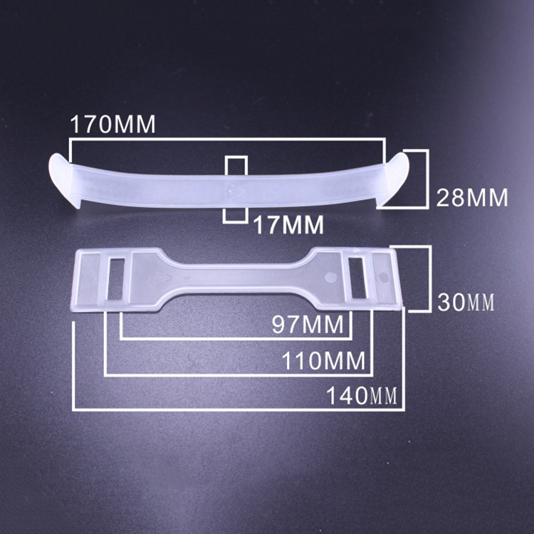 Оптовая продажа, производители пластиковых ручек из полипропилена для тяжелых картонов