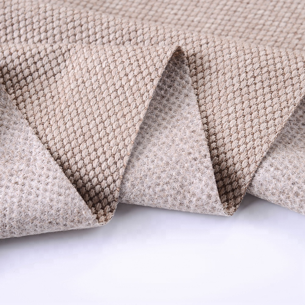 nice home textile Upholstery Linen Fabric For Upholstery Covering Chair Cover