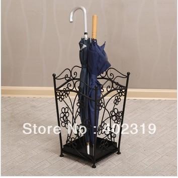 Профессиональные продажи зонтик пов/стойки, кованое железо, металл, европа новый стиль, для хранения зонтик, бесплатная доставка по Ems