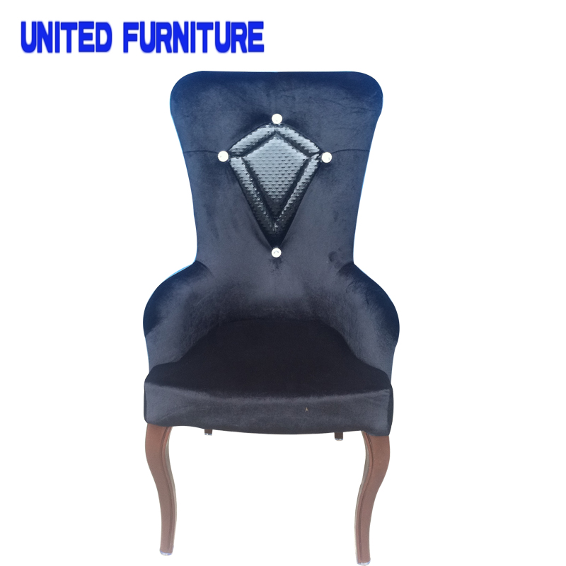 Dining Furniture Manufacturers: Modern Minimalist Leisure Chair Cloth Art Chair Leather