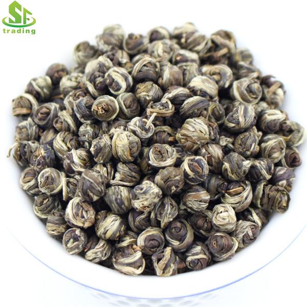 Wholesale chinese jasmine tea /dragon pearl tea - 4uTea   4uTea.com