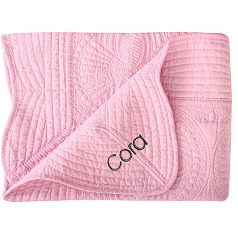Custom Baby Quilt Blanket