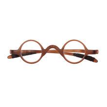 Agstum мужские и женские TR90 винтажные маленькие круглые овальные очки для чтения 1,0 1,5 2,0 2,5 3,0 3,5(Китай)