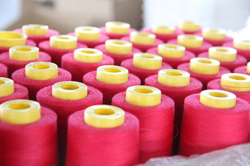 Швейная нить из 100% полиэстера 40S/2