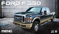 Meng Model VS 006 1 35 Ford F 350 Super Duty Crew Cab
