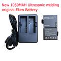 Universal Action Camera Rechargeable Battery with Charger for SJCAM SJ4000 SJ5000 SJ6000 GITUP2 Eken H3 h3r
