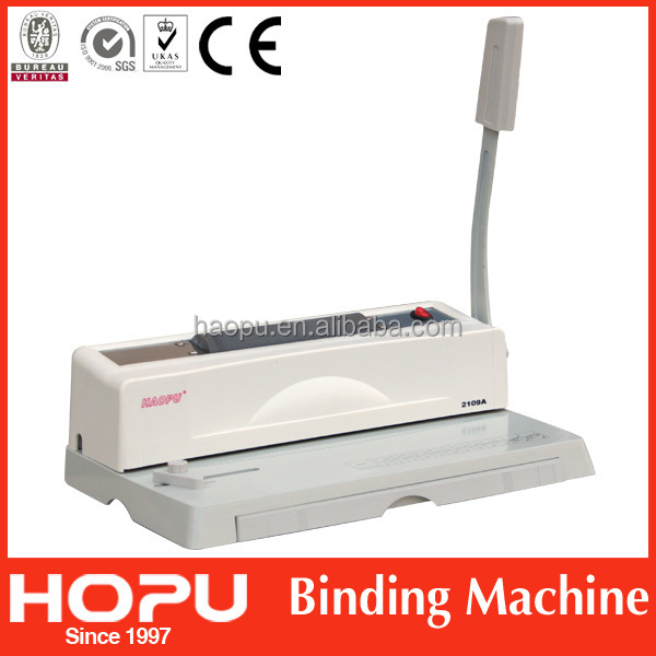 Perfect Spiral Coil Binding Machine With Best Price