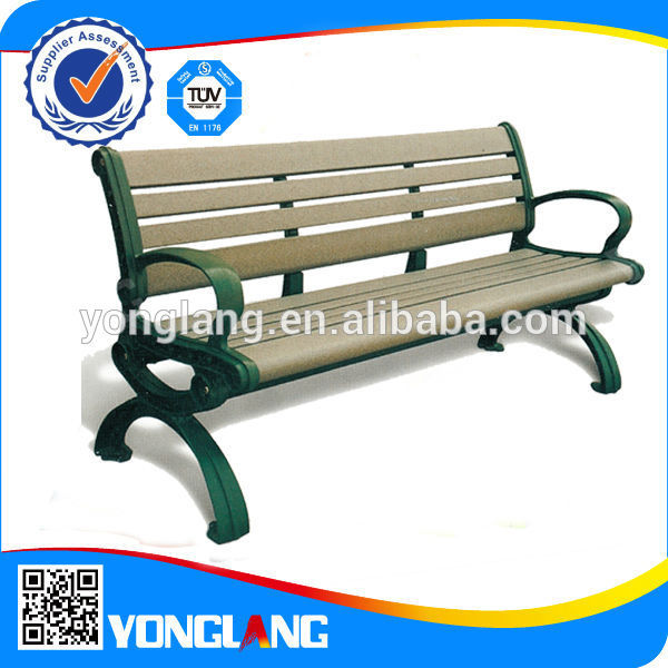 Park Bench Parts Suppliers: Outdoor Wooden Park Bench Parts,Bench With Cheap Price