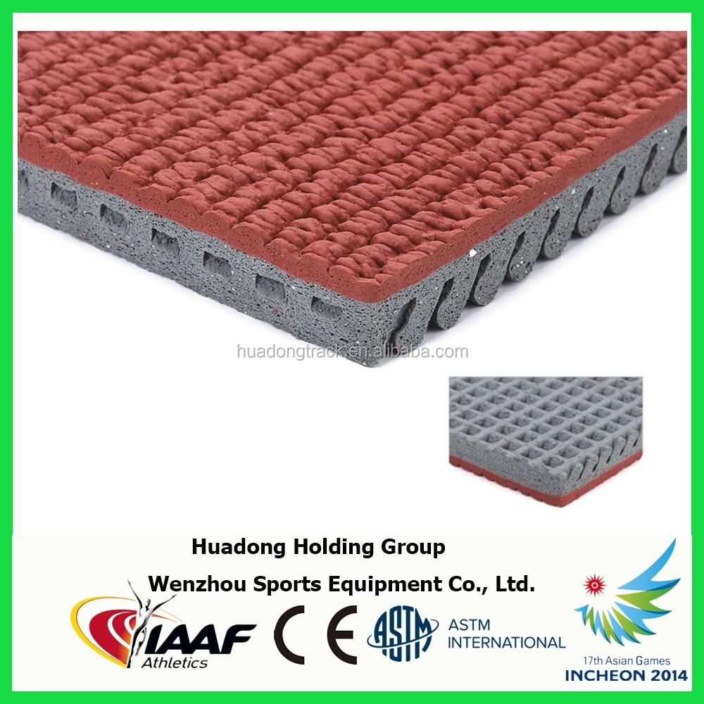 Waterproof Rubber Flooring Mat