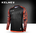 KELME Europe Official Men s Survetement Football Jerseys 2017 Goalkeepers Professional Tracksuit Soccer Goalkeeper Jersey 2016