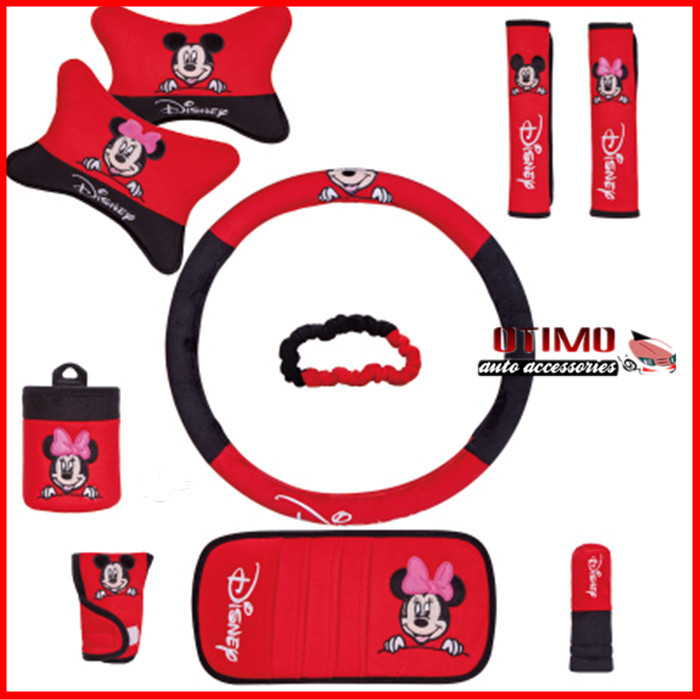 Mickey Mouse Steering Wheel Cover Upcomingcarshq Com