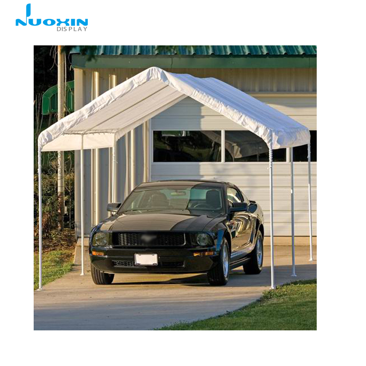 Car Shelter Canopy 10 X 20 Domain Carport White Tent Shade With Aluminum Steel Frame Buy 10x20 Canopy Tent Car Canopy Tent Pop Up Canopy Tent Product On Alibaba Com