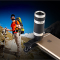 Outdoor Mobile Phone Lens 8X Zoom Optics Telescope Camping Hiking Traveling Monocular iPhone7 6s Plus Samsung