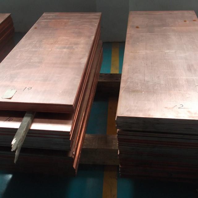 Медный лист/медная пластина ASTM