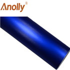Anolly 1.52m self-adhesive brushed matt chrome film colored car wrap