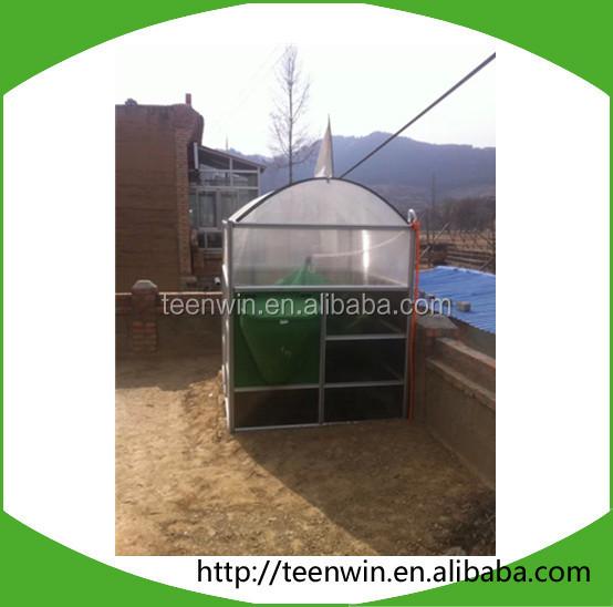 Биогазовая машина