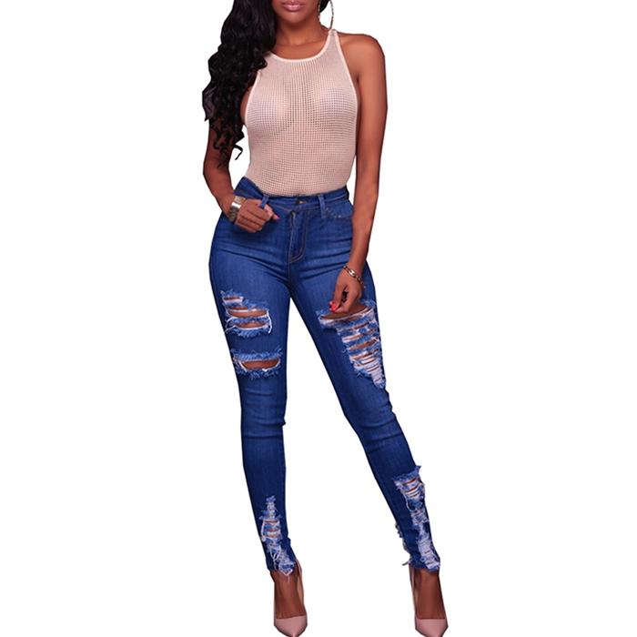 Vaqueros Con Realce De Gluteos Para Mujer Vaqueros Ajustados Rasgados Pantalones Rotos Venta Al Por Mayor Nuevo Modelo Colombiano Buy Nuevo Modelo De Jeans Colombiano Butt Lift Jeans Al Por Mayor Jeans Mujeres Product On Alibaba Com