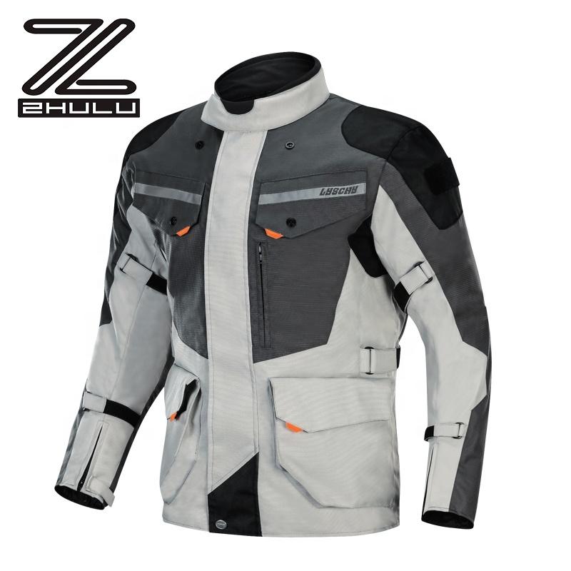 Best Selling Wholesale motorbike suit waterproof vented CE certificated motorcycle jacket pants