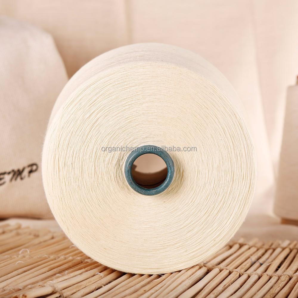 Органическая хлопчатобумажная пряжа 21S для детской одежды