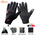 RIGWARL Warm Touch Screen Outdoor Sports Windproof Cycling Gloves Bicycle Motorcycle Full Finger Bike Guantes Glove