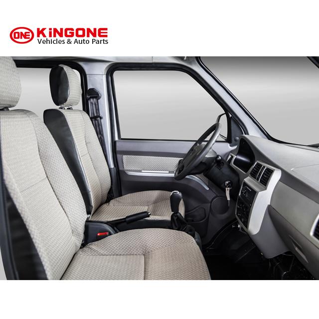 Мини-автобус KINGONE C6, 4,3 м, 8-11 сидений, мини-микроавтобус yutong, Электрический цветной дизайн, мини роскошный новый автобус