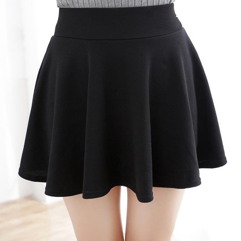 Plus Size Sexy Skirt 24