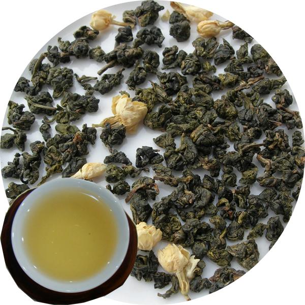 CE Marking First class Fujian Jasmine Oolong tea green tea loose leaf - 4uTea | 4uTea.com