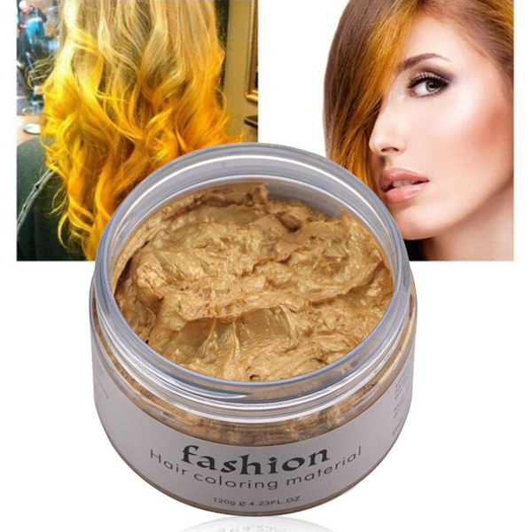 Detail Feedback Questions about 2018 Hot Unisex DIY Hair Coloring Wax Mud Dye Cream Temporary Modeling Hair Dye Hair Styling Cool Gray White Hair Color Wax Mud on Aliexpress.com - alibaba group - 웹