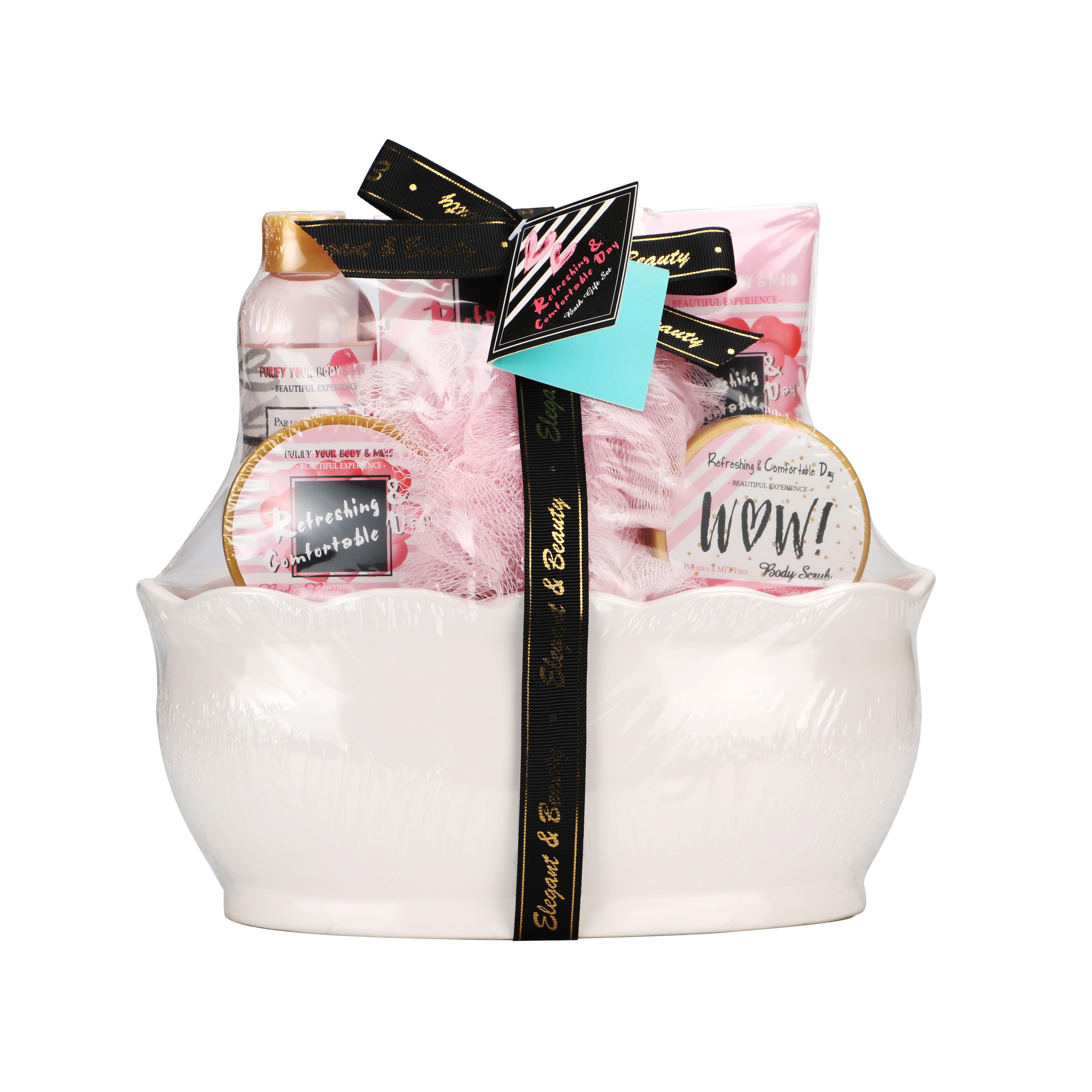 Oem оптовая продажа, хорошее качество, роскошный модный nobleness, праздничный ароматный Набор для спа-ванны, подарок, лосьон для ванны и набор бомбочек